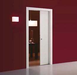 Fire-rated Sliding Pocket Door System - Single Bespoke