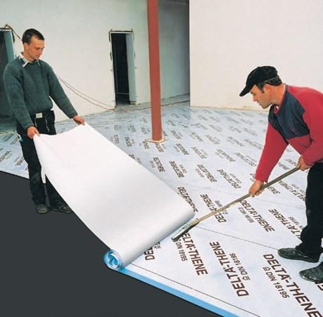 DELTA® Thene - Self-adhesive waterproofing sheet