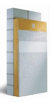 Ecomin 300- Insulatedfaçade system