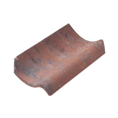 Old Hollow Clay Pantile- Tile