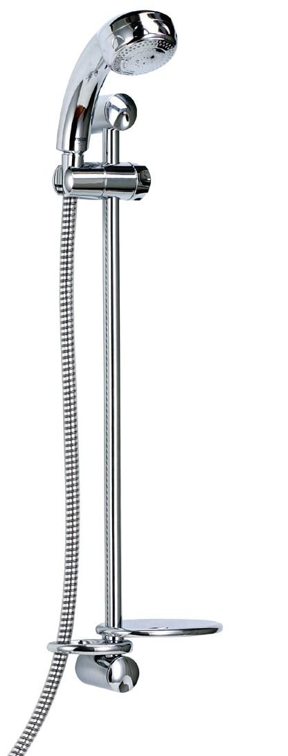 Rada Autotherm - 3EV Bath Shower Fittings - Chrome
