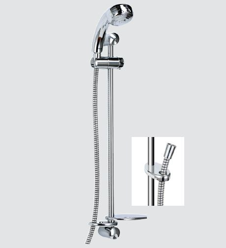 Rada Autotherm - 3EV Cat 5 Bath Shower Fittings - Chrome