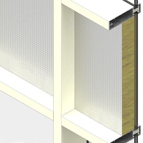 SIDERISE NXS Firesafe Spandrel Insulation (formerly Lamatherm NXS)
