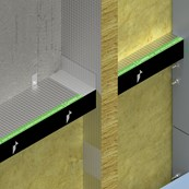 SIDERISE RH Open State Horizontal Cavity Barriers (formerly Lamatherm CW-RS)