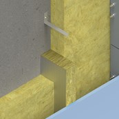 SIDERISE RV Vertical Cavity Barriers (formerly Lamatherm CW-RS)