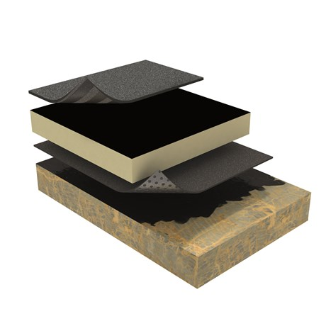 Langley TA-30 Flat Roofing System