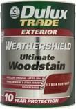 Weathershield Ultimate Woodstain