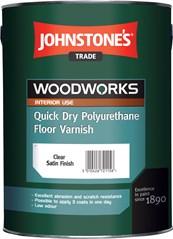 Quick Dry Polyurethane Floor Varnish