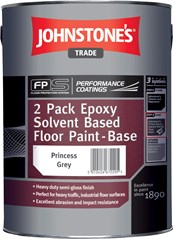 Two Pack Epoxy Solvent-Based Floor Paint
