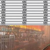 Meshes (Sambesi) Roller Shutters