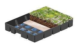 GreenGrid® Modular Green Roof System