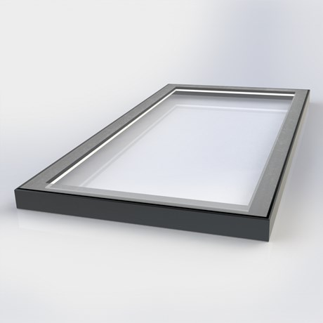 Flatglass Fixed Square/Rectangular