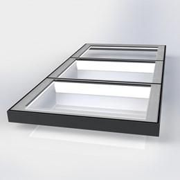 FlatglassFixed Multi Pane