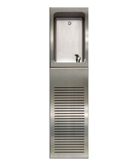 Drinking Water Fountain with Bubbler and Chiller Housing - 05.3007