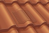 Renown Rapid Roof Vent Tile