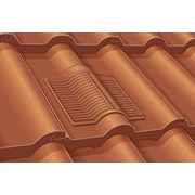 Redland 49 Rapid Roof Vent Tile