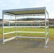 Darcy Trolley Shelter