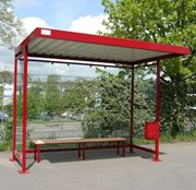 Darcy Bus Shelter