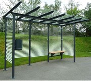 Melbury Smoking Shelter