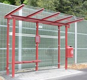 Melbury Bus Shelter