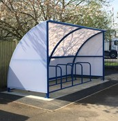 Easydale Cycle Shelter
