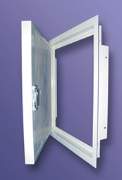 Profab 4000 Double door - Access panel
