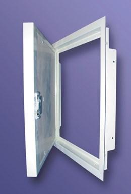 Profab 4000 Double door - Access panel