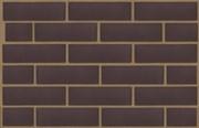 Black Smooth - Clay bricks