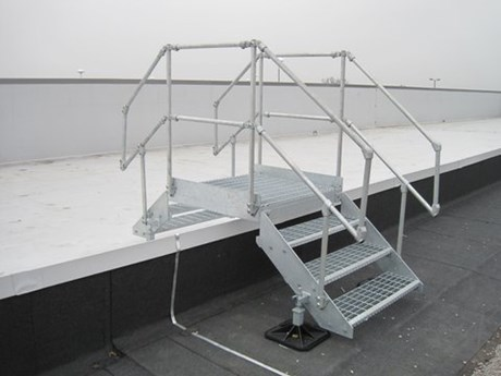 Step Over - 3 Step Unit