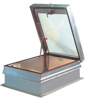 Bilco Roof Hatches - Ladder Access GS-50TB - Roof access hatch