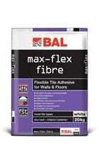 Max-Flex Fibre - Tile adhesive and grout
