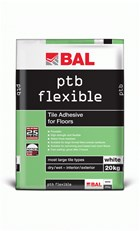 PTB Flexible - Tile adhesive