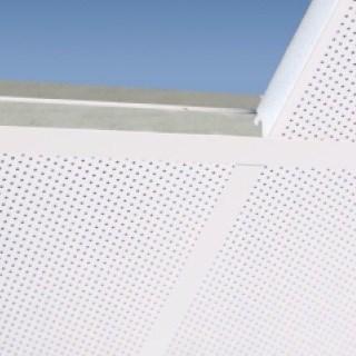 Lay-in TypeE-Plain - Suspended metal ceiling