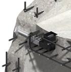 Ancon ESDQ-L20W Lockable Dowel