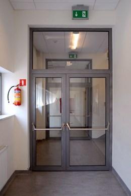 DEKO Doors Double - Aluminium Door - AG
