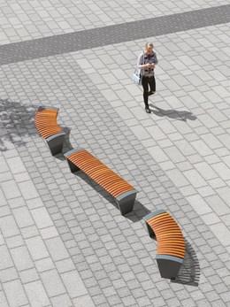Myriad Permeable - Concrete paving blocks
