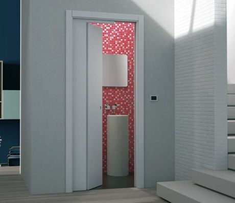Sliding-Folding Door - Novanta Standard