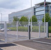 Bi-folding Speed Gates (Double Leaf up to 12 m) Trojan Actuator