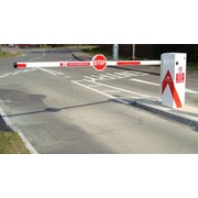 Automatic Barrier Model FBX