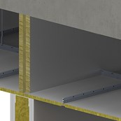 SIDERISE SC Cavity Barriers and Firestops for Suspended Ceilings (formerly Lamatherm SC)