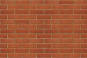 Berkshire Orange Stock - Clay bricks