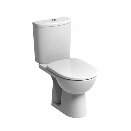 E100 Round Close Coupled Standard WC Suite