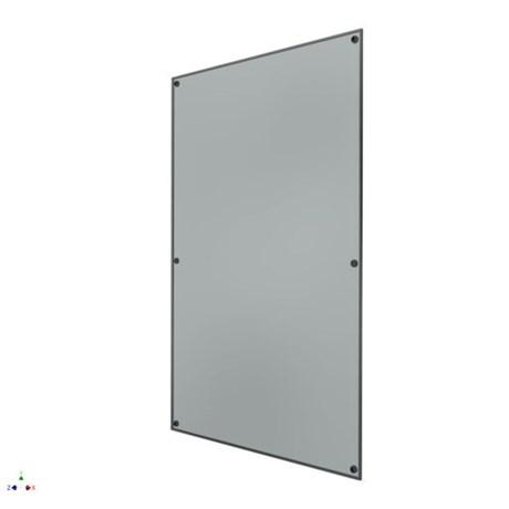 Pilkington Planar Insulated Glass Unit - Optiwhite 10 mm; Air 16 mm; Optiwhite 6 mm; Interlayer 1.52 mm; Optiwhite 6 mm