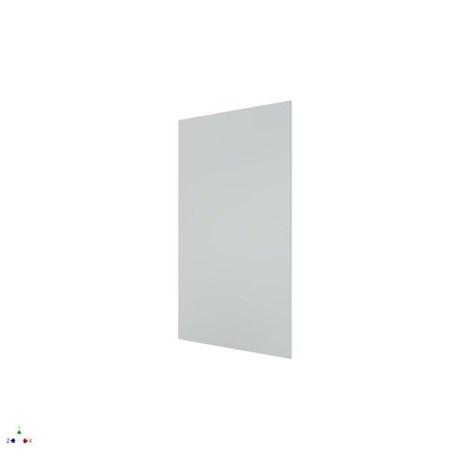 Pilkington Planar Single Glazed Laminate - Optifloat 15 mm; Interlayer 1.52 mm; Optifloat 6 mm