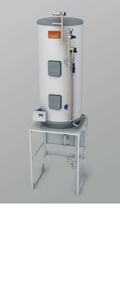 Megaflo Cylinder Package Hot Water Only - Intermediate Narrow Frame