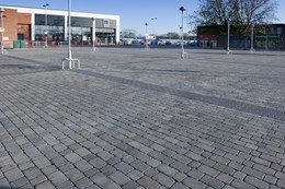Alpha Block Paving