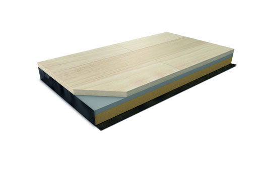 The Harlequin Activity Sprung Dance Floor Is A Permanently Installed Sprung  Floor System, Based On The Well Established U0027triple Sandwichu0027 Construction  ...