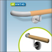 Hand and Crash Rails dF HWT40