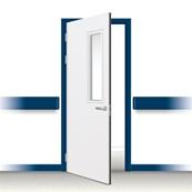 Postformed Single Doorset - Vision Panel 11