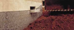 Delta® Drain - Drainage sheet
